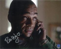 Rick Worthy Autographed 8x10 Supernatural Photo