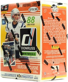 2018 Panini Donruss Football (11-Pack Blaster Box)