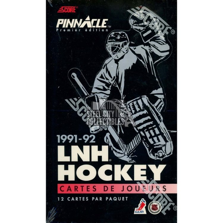 1991-92 Pinnacle (Canadian Edition)