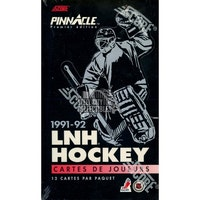 1991-92 Pinnacle (Canadian Edition) (Löspaket)