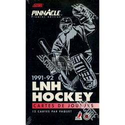 1991-92 Pinnacle (Canadian Edition)