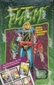 Plasm Zero Issue Hobby Box (1993 Defiant)
