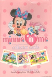"Minnie ""N"" Me Hobby Box (1991 Impel)"