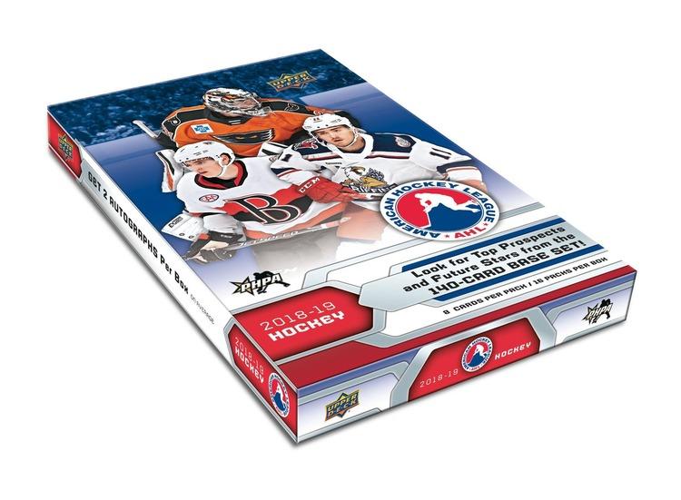 2018-19 Upper Deck AHL