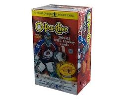 2002-03 Topps O-Pee-Chee (9ct Blaster Box)