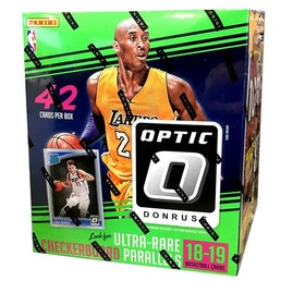 2018-19 Panini Donruss Optic Basketball (42ct Mega Box)