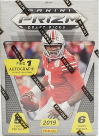 2019 Panini Prizm Draft Football (6-Pack Blaster Box)
