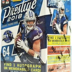 2018 Panini Prestige Football (8-Pack Blaster Box)