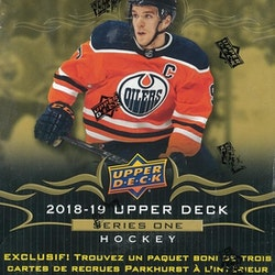 2018-19 Upper Deck Series 1 (Mega Box)