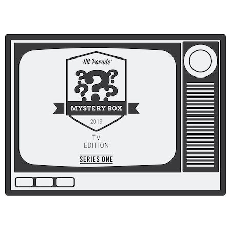 2019 Hit Parade Mystery Box TV Edition (Series 1)