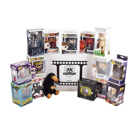 2019 Hit Parade Mystery Box Movie Edition (Series 1)