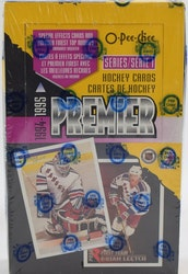1994-95 O-Pee-Chee Premier (Series 1 Wax Box)