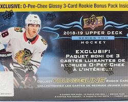 2018-19 Upper Deck Series 2 (Mega Box)