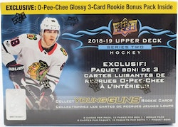 2018-19 Upper Deck Series 2 (Mega Box)