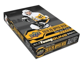 2019-20 Upper Deck Series 1 (Hobby Box)