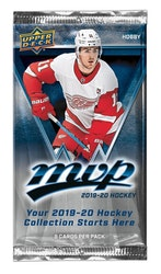 2019-20 Upper Deck MVP (Hobby Pack)