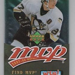 2007-08 Upper Deck MVP (Löspaket)