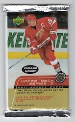 2002-03 Upper Deck Series 2 (Hobby Pack)