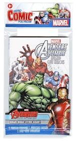 Avengers Assemble Micro Comic Fun Packs (IDW Games)