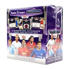 2018 Topps Premier League Platinum (Hobby Box)