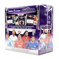 2018 Topps Premier League Platinum (Hobby Box)