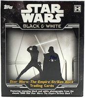 Star Wars: The Empire Strikes Back Black & White Hobby Box (Topps 2019)