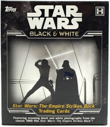 Star Wars: The Empire Strikes Back Black & White Hobby Box (Topps 2019)