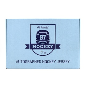 2018-19 Hit Parade Autographed Hockey Jersey (Series 5)