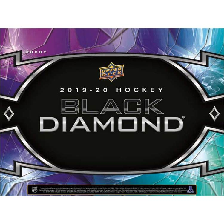 2019-20 Black Diamond (Hobby Box)