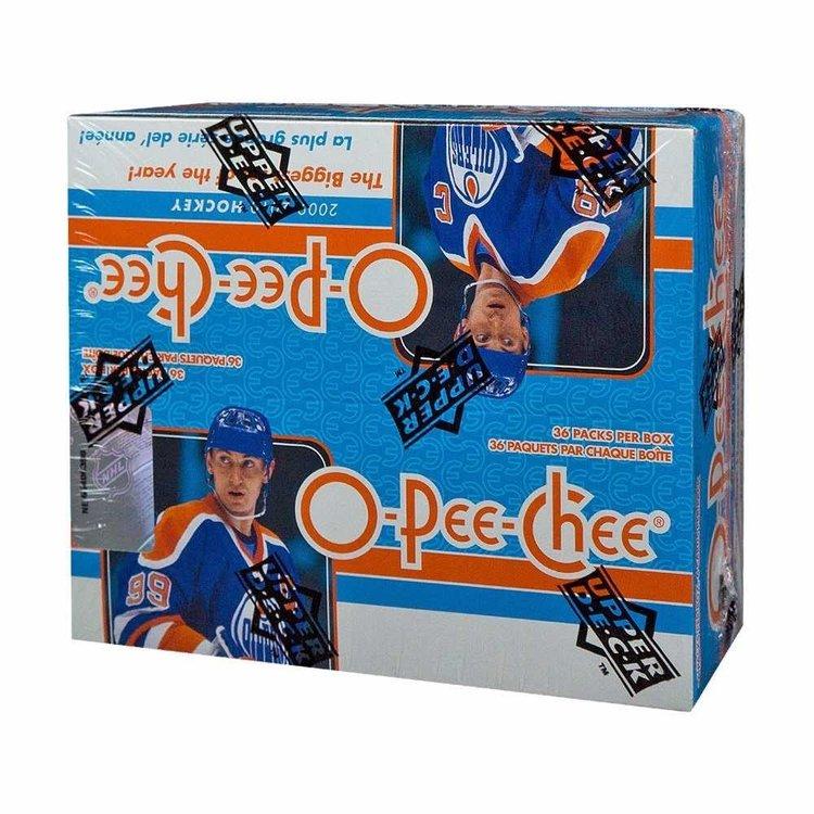 2009-10 O-Pee-Chee (36-pack Box)
