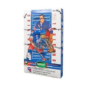 2003-04 Parkhurst Original 6 New York Rangers (Hobby Box)