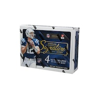2015 Panini Donruss Signature Series Football (Hobby Box)