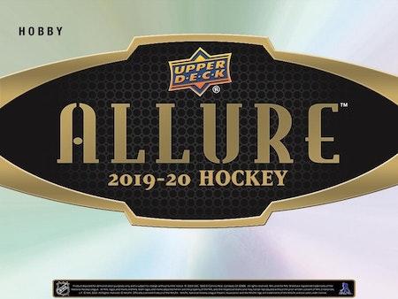 2019-20 Upper Deck Allure (Hobby Box)