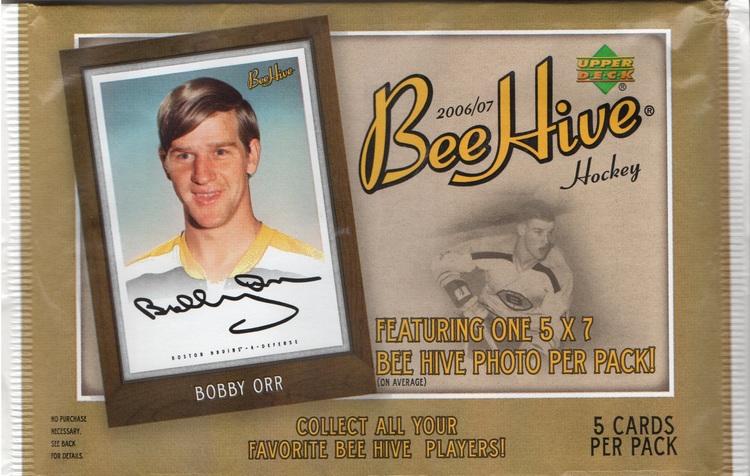 2006-07 Beehive (Hobby Pack)