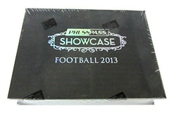 2013 Press Pass Showcase Football (Hobby Box)