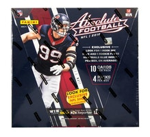 2016 Panini Absolute Football (Retail Premium Box)