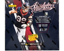 2016 Panini Absolute Football (Retail Premium Box)