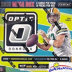 2016 Panini Donruss Optic Football (Mega Box)