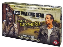 2018 Topps The Walking Dead - Road to Alexandria