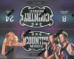 Panini Country Music (Retail Box)