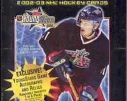 2002-03 Bowman Young Stars (Hobby Box)