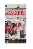 2011-12 Score Hockey (11ct Blaster Box)