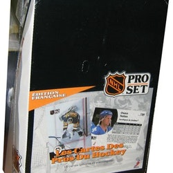 1991-92 Pro Set Series 1 (French Edition Box)