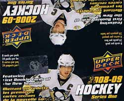 2008-09 Upper Deck (Series 1) (Retail Box)