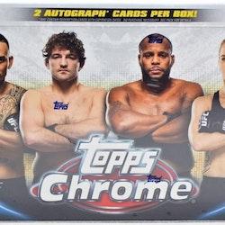 2019 Topps UFC Chrome (Hobby Box)