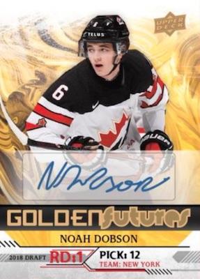 2019-20 Upper Deck Team Canada Juniors