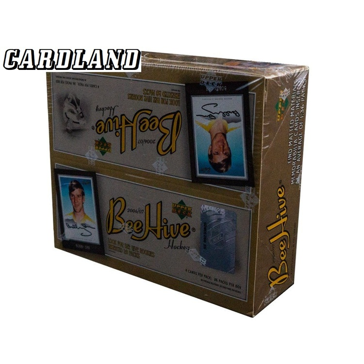 2006-07 Beehive (36-pack Retail Box)