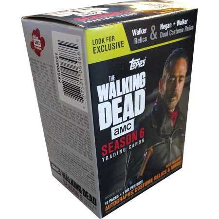 2017 Topps: The Walking Dead Season 6 (Blaster)
