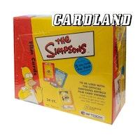 2000 Artbox The Simpsons Film Cards Box