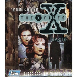 The X Files Series 1 (Topps) (Hobby Box)